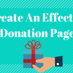 How To Create An Effective Donation Page