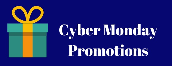 Cyber Monday Promotions